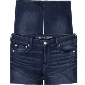 American Eagle Straight Leg Stretch Jeans